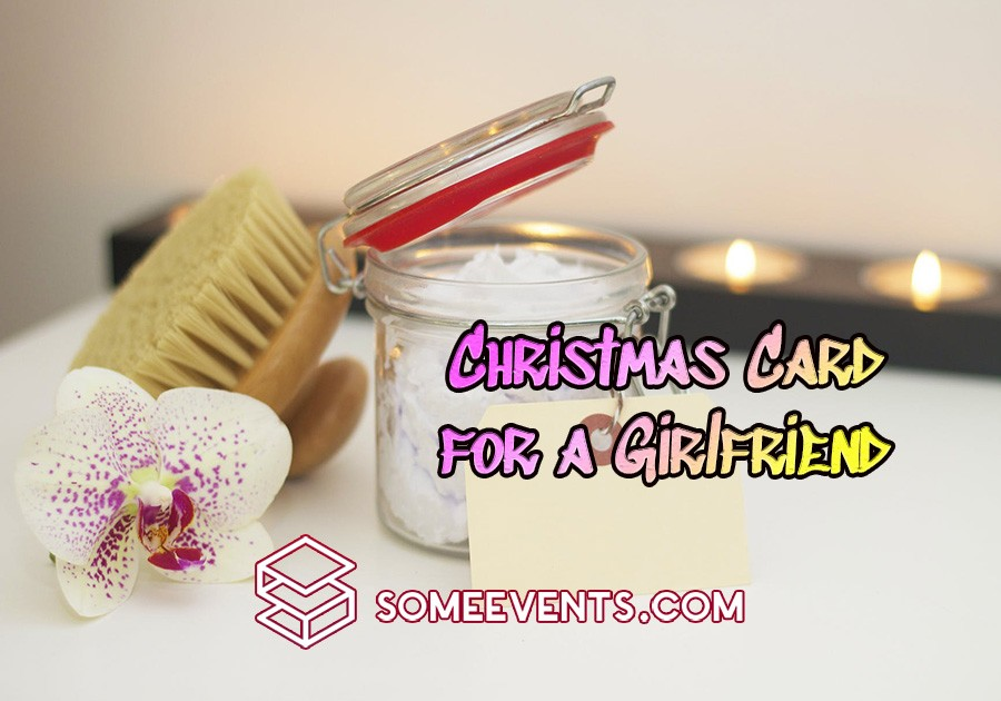 Christmas Card for a Girlfriend