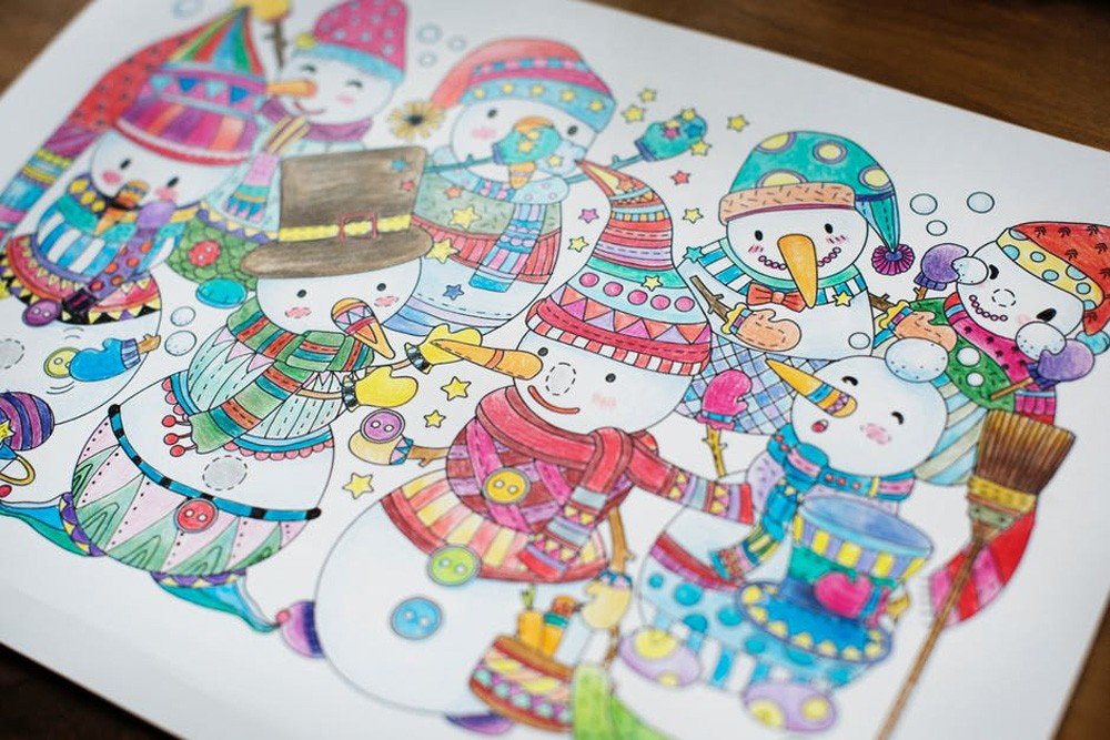 Christmas Images for Drawing