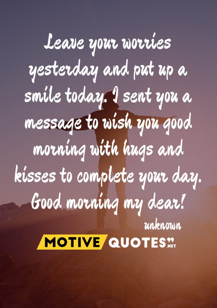 Good Morning Messages for Her