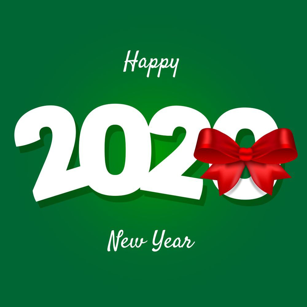 Happy New Year Images 2020