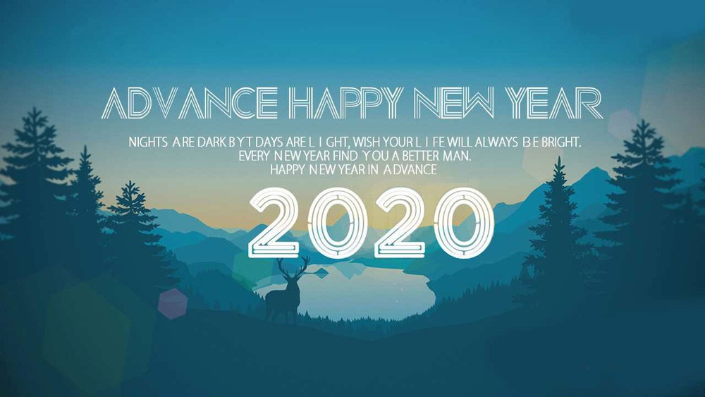 New Year Wishes Message