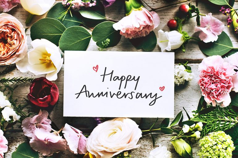 Happy Anniversary Daughter and Son in Law