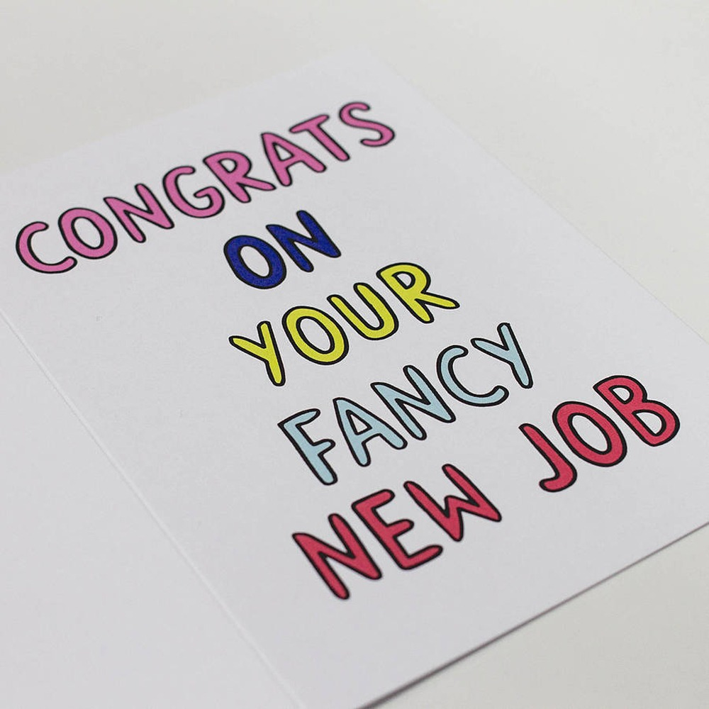 Best Wishes for New Job to Friend