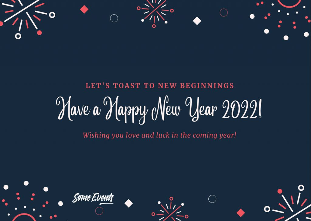New Year Wishes with Love