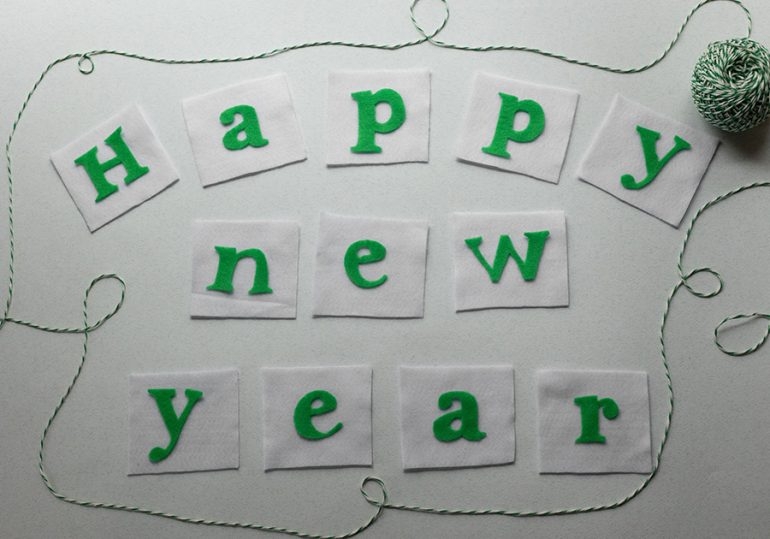 New Year Wishes to Husband