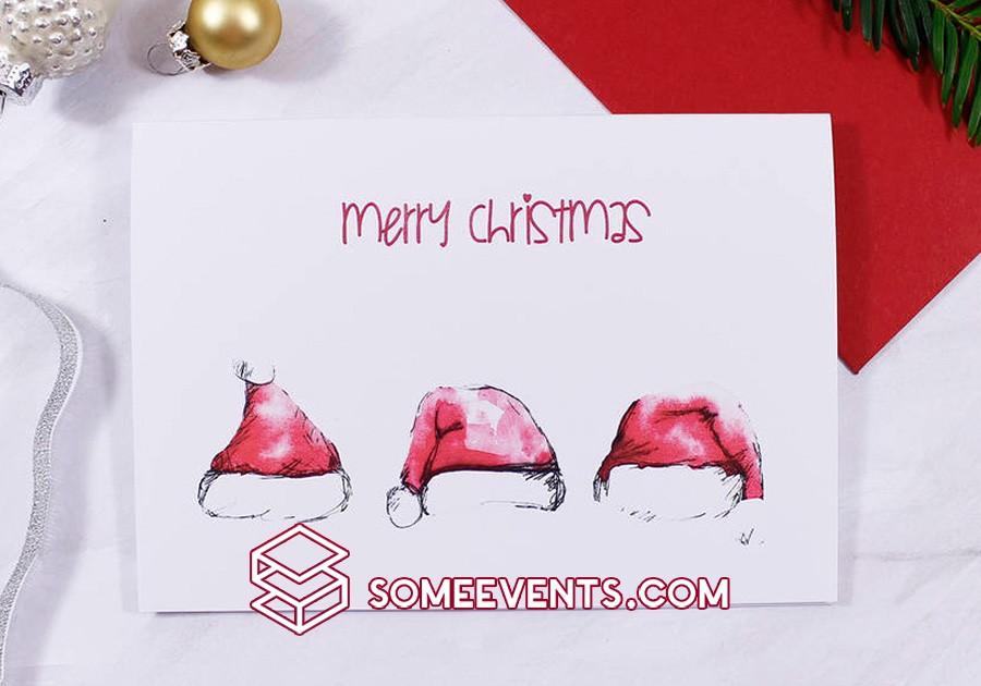Christmas Card for Print