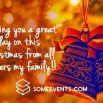 Christmas Greeting Card Message