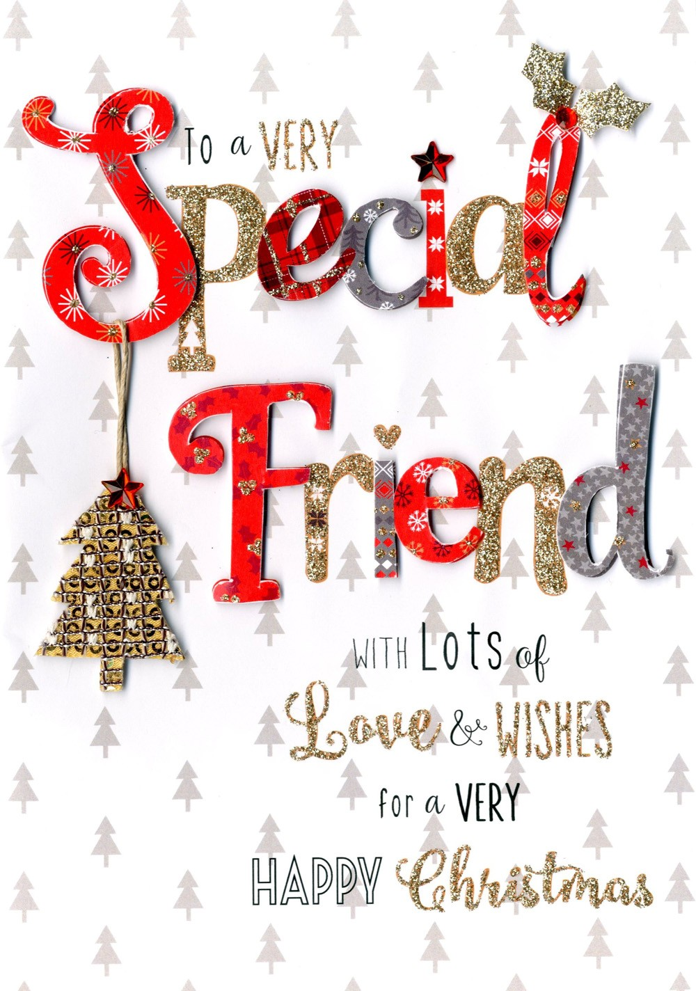 30 Christmas Greetings For A Friend To Make Them Happy Some Events