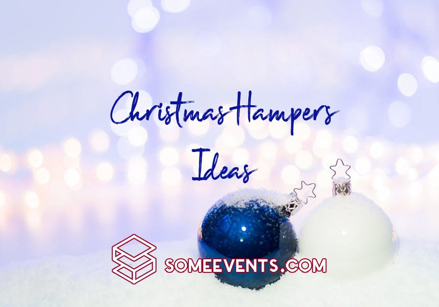 Wonderful Christmas Hampers Ideas