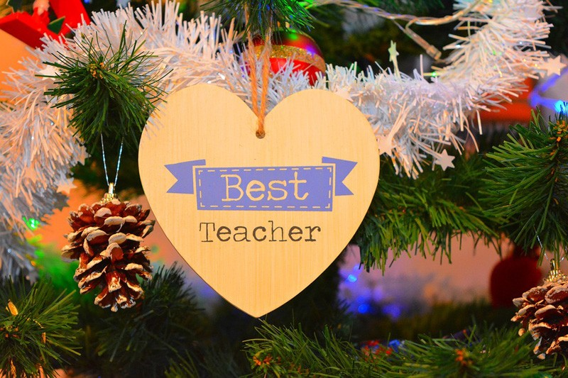 Christmas Message for Teachers