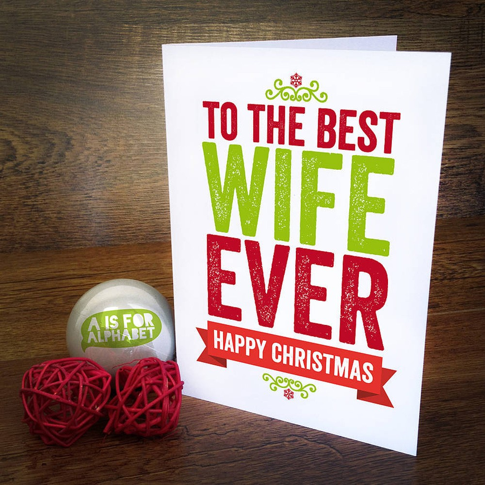 60+ Christmas Message For Wife To Make Her Feeling Special