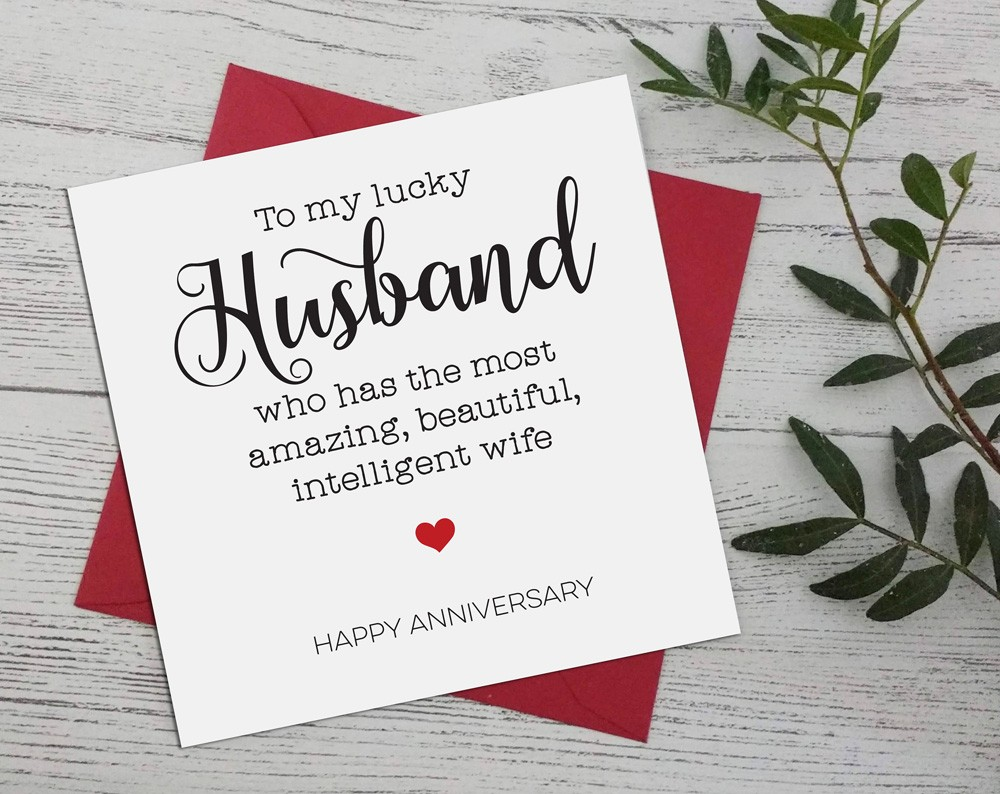 110+ Anniversary Wishes for Husband