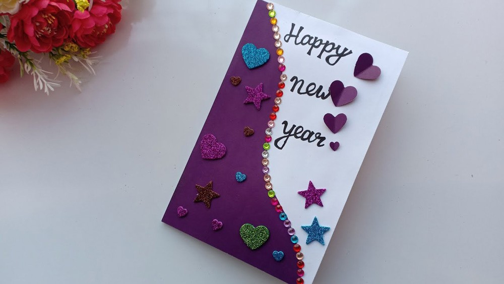 New Year Wishes Greeting Cards 2020 - Some Events